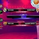 Playoffs ACB 2019: Madrid – València, Primera Semifinal (Campazzo y Vives, MVP)