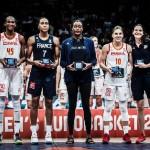 #SelFem FEB, @FIBA #EurFem: Medalla de Oro, MVP Ndour (#EuroBasketWomen)
