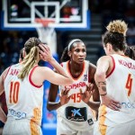 #SelFem FEB, @FIBA #EurFem: Final, Invicta, MVP Ndour (#EuroBasketWomen)