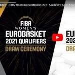 """#EurFem y #EurMas 2021 @FIBA, Sorteo (y """"Pepu"""", Aíto, Scariolo y Orenga, 4 Oros)"""