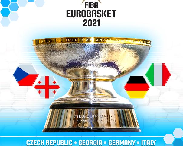 FIBA EuroBasket (FaceBook, @EuroBasket)