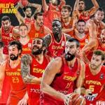 #SelMas FEB, @FIBA: Lista de 16 (Gasol, Ricky, Juancho, @FIBAWC, #FIBAWC)