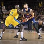 @EuroLeague: 11 Primeras Jornadas, 5 Quintetos Iniciales Distintos, Barcelona (MVP)
