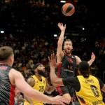 @EuroLeague: Sergio Rodríguez, MVP de octubre (Shengelia, de Colo, Calathes)