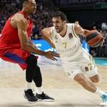 @EuroLeague: 10 Primeras Jornadas, 6 Quintetos Iniciales Distintos del Madrid (MVP)