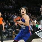 @EuroLeague: Efes, Líder (con 2 Victorias de Ventaja sobre el Madrid); Larkin, MVP