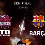 COVID-19 Coronavirus SARS-CoV-2: Supercopa ACB 2020, Previa Semifinales