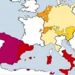 COVID-19 Coronavirus SARS-CoV-2: Historia, Reino de España, Navarra, Borbones