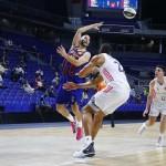 COVID-19 Coronavirus SARS-CoV-2: Copa ACB Madrid 2021, Quinteto Ideal Final