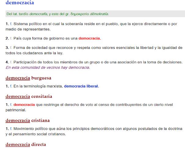dle.rae.es/democracia