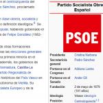 COVID-19 Coronavirus SARS-CoV-2: PSOE, Ciudadanos, Centro; PP, VOX, Derecha