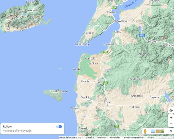 google.es/maps