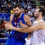 COVID-19 Coronavirus SARS-CoV-2: Liga ACB J3, Barcelona Victoria, Mirotić MVP