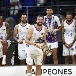 COVID-19 Coronavirus SARS-CoV-2: Madrid Campeón Supercopa ACB, Llull MVP